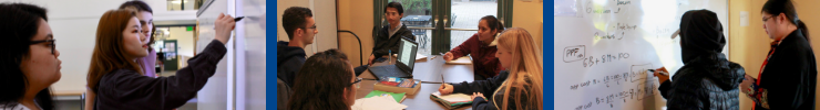 pictures of Small Group Tutoring sessions